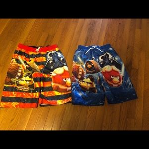 Boys xlarge swimming trunks